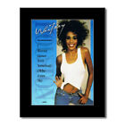 WHITNEY HOUSTON - I Wanna Dance With Somebody Matted...