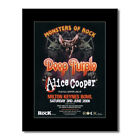 DEEP PURPLE - Monsters of Rock 2006 Matted Mini Poster