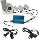 NEW 4 in 1 Rapid Charger Battery 3 Battery & RC Transmitter for DJI Phantom Toy