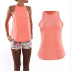 New Women Lady Loose Sleeveless T-Shirt Size M-XXXL Blouse Tops Vest