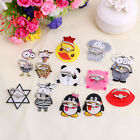 Phone Cartoon Finger Ring Holder Stand Mount For iPhone 6 Samsung LG