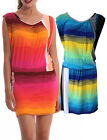 Desigual by L Christian Lacroix Knitted Dress S-XXL 10-18 RRP£124 Drop Waist