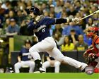 Ryan Braun Milwaukee Brewers 2016 MLB Action Photo SZ104 (Select Size)