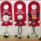 Novelty Christmas Ornaments Xmas Home Decoration Santa Claus Snowman Reindeer S
