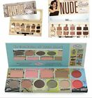 100% Genuine The Balm Cosmetics Nude Tude Eyeshadow Palette Blushers 12 Colors