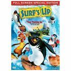 Surf's Up (DVD, 2007, Special Edition; Full Frame) FREE SHIPPING