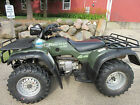 1997 HONDA 400 FOREMAN S ONE OWNER A-1 SHAPE ,NEW CARB KIT GOOD TIRES READY !