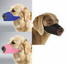 Lined Nylon 5XL BIG DOG comfort Muzzle choices Pet Grooming Vet kennel training