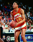 Doc Rivers Atlanta Hawks NBA Action Photo RT064 (Select Size)