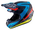 Troy Lee Designs 2017 SE4 Carbon MIPS Helmet Twilight Navy Adult All Sizes