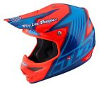 Troy Lee Designs 2017 Air Helmet Vengeance Orange Adult All Sizes