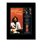 GEORGE HARRISON - Concert for Bangladesh Matted Mini...