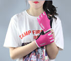 Fitness Weight Lifting Gym Gloves Workout Training CrossFit Wrist Support Rose