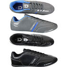 NEW KIDS UNSUNG HERO LISBON SLATE-GREY SHINY TRAINERS FOOTWEAR
