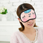 Earnest Cute Eyes Cover Style Travel Sleeping Blindfold Shade Eye Mask s6