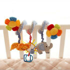 baby music crib hanging around the bed Elephant Ladybug unique animal toys