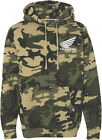 Factory Effex Licensed Honda Pullover Hoodie Camo Mens All Sizes