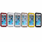 Metal Case Waterproof Dustproof Shockproof Cover for iPhone 6 plus / 6s plus New