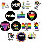 Gay Pride Novelty Stickers