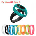 Wrist Band With Original Metal Buckle Replacement For Xiaomi Mi Band 2 Bracelet
