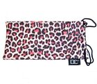 Sunglasses Microfibre Bag Pouch Case - ZEBRA, TIGER OR LEOPARD PRINT