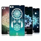 HEAD CASE DESIGNS SNOWFLAKES SOFT GEL CASE FOR HUAWEI PHONES