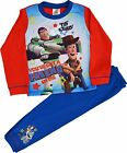 Boys Toy Story Buzz & Woody Pyjamas Sizes 18 Months to 5 Years (TS50)