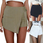 Sexy New Pants Summer Casual Shorts Beach High Waist Dress Shorts Trendy Women