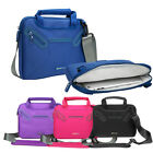 "Neoprene Messenger Case Tote Bag Handle Carrying Briefcase For 8.9""~9.7"" Tablet"
