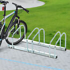 Bicycle Bike Parking Cycle Floor Rack Stand Storage Mount Holder Steel Pipe <br/> 1 - 2 Days Delivery ✔ High Quality ✔ 30 Days Return ✔