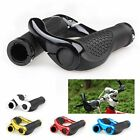 New Style Mountain Bicycle Handlebar Rubber Grips Cycling Durable Lock-On Ends