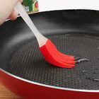 6Color Silicone Baking BBQ Bakeware Cake Bread Oil Cream Cooking Basting Brush