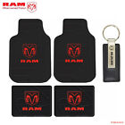 New Dodge Ram Factory Style Car Truck Front Rear Rubber Floor Mats Made in U.S.A $63.99 USD on eBay