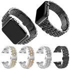New Stainless Steel Wrist Band Replacement Strap for Apple Watch