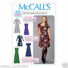 McCall's 7432 Sewing Pattern to MAKE Stretch Pullover Dressn - Learn to Sew