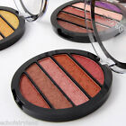 1 Box Horizontal Grid Earth Color Pearly-lustre Eye Shadow Palette Makeup