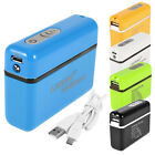 External LED Power Bank USB Backup Battery Charger 5600mAh for Smart Phone