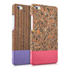 kwmobile  CORK CASE FOR HUAWEI P8 LITE CASE NATURE BUMPER CASE COVER CELLPHONE