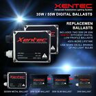 Two Xentec 35W 55W HID Kit 's Replacement Digital Ballasts Box H4 H11 H13 9006