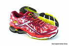 Mizuno women Wave Creation 15 running shoes - Cerise / Lime Punch / Coral $160