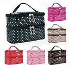 New Woman Portable Travel Beauty Case Makeup Cosmetic Set Toiletry Holder Bag