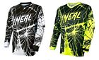 Oneal Adult Youth 2017 Motocross MX ATV Jersey Element Enigma All Colors S-2XL