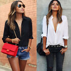 Autunm New Shirt Women's Casual Fashion Shirt Office Ladies Long Sleeve Blouse
