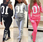 Women Special Pattern Tracksuit Sportswear Running Sports Casual Gym Suit