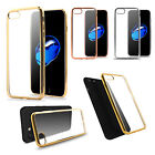 For New Apple iPhone 8 8 Plus 7 TPU Gel Jelly Skin Case Cover Crystal Clear