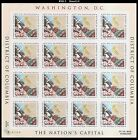 US #3813 MNH Sht16 District of Columbia