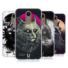 HEAD CASE DESIGNS CATS OF GOTH HARD BACK CASE FOR LG PHONES 1