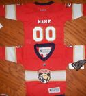 Florida Panthers Infant Size  Reebok NHL Hockey Jersey add a name & number
