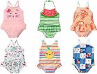 Gymboree Baby Girl Swimsuit 0 3 6 12 18 24  Mos NWT 1 Piece UPF 50+ Bathing Suit