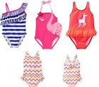 Gymboree Baby Girl Swimsuit 6 12 Mos 2T 3T 4T NWT 1 Piece UPF 50+ Bathing Suit